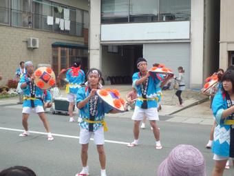 花笠パート2